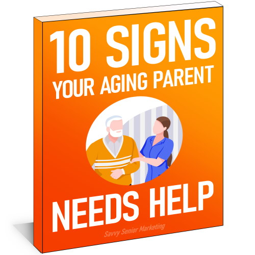 10 Signs That Your Aging Parent Needs Help